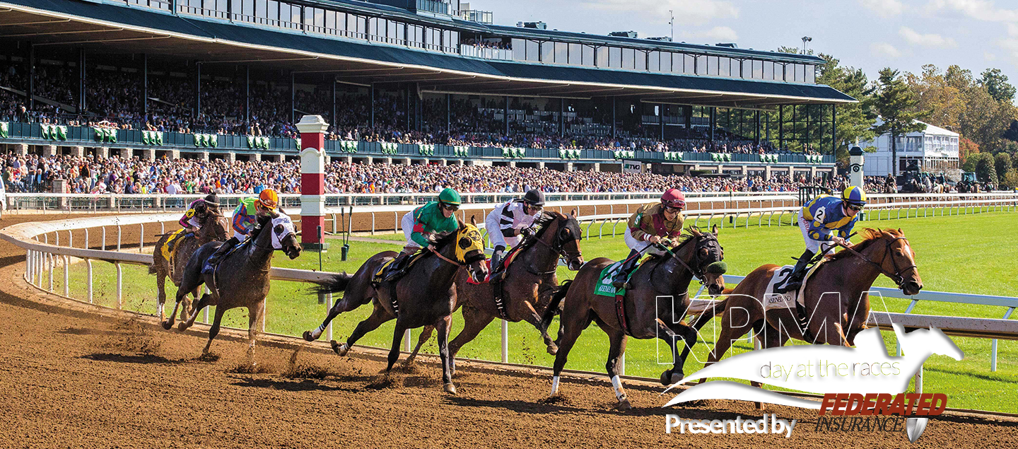 Registration Open For KPMA Day At The Races!
