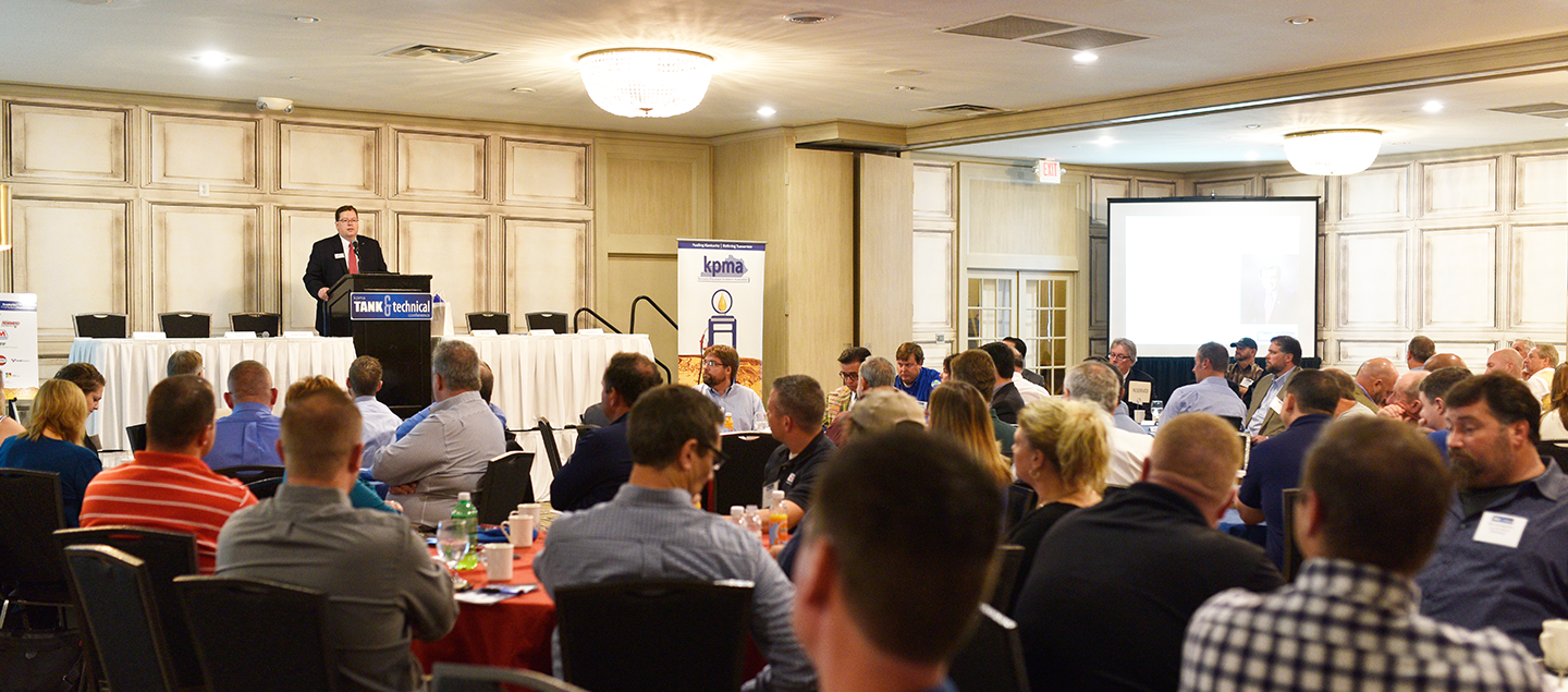 Photos From 2016 Tank & Technical Conference